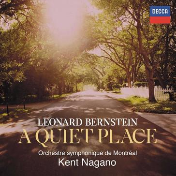 "Recordings: Rosen and Belcher impress in Bernstein's ""A Quiet Place"""