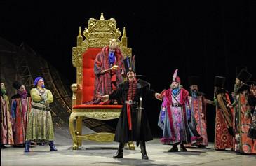 """In Review: Corey Crider in The Dallas Opera's """"The Golden Cockerel"""""""