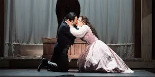 "Opera News reviews Sadler and Parks in Atlanta's ""Roméo et Juliette""!"