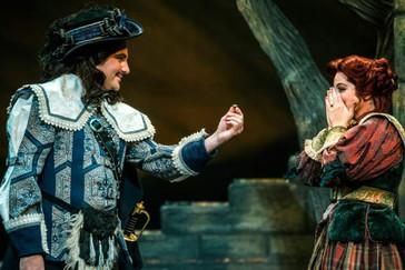 "Whitney and Miller impress in Utah Opera ""Lucia di Lammermoor"""