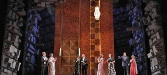 """Opera News praises Biller, Zabala, and Irvin for """"Dinner at Eight"""" at Minnesota Opera"""