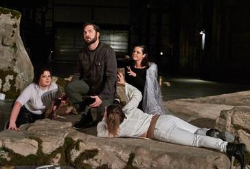 "In Review: Craig Irvin ""outstanding"" in LoftOpera ""Macbeth"""