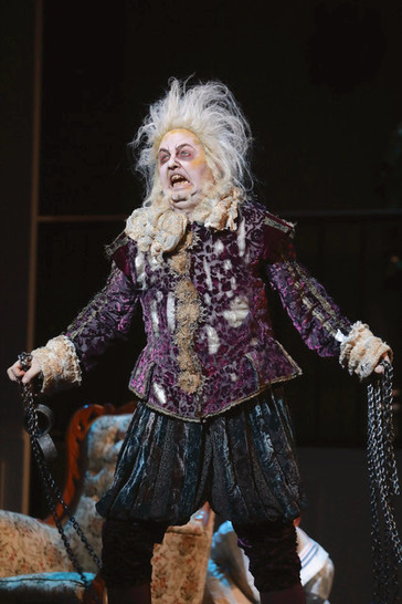 """In Review: Burns and Staufenbiel in LA Opera's """"Scare Pair"""""""