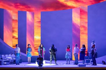 "Livengood makes a ""big impression"" in Opera Omaha's ""Flight"""