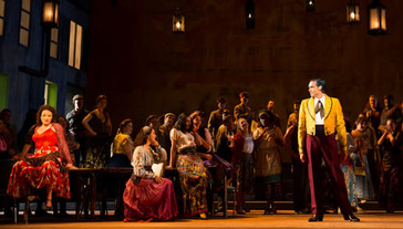"Christian Bowers excels in WNO's ""Carmen"""