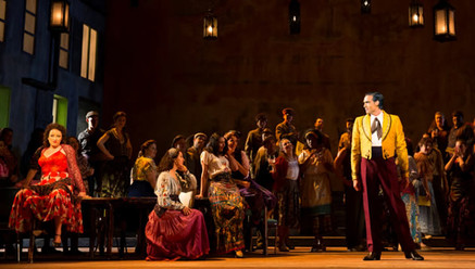 """Christian Bowers excels in WNO's """"Carmen"""""""