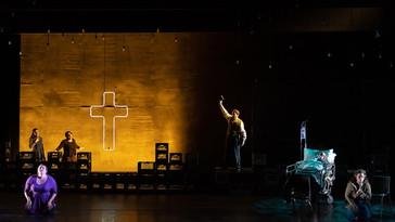 "In Review: Yankovskaya ""terrific"" in leading ""Taking Up Serpents"" at WNO"
