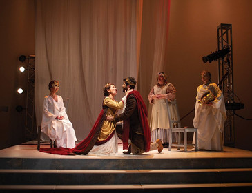 "In Review: Crider and Treviño in Florentine Opera's ""L'incoronazione di Poppea"""