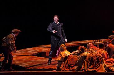 "Opera News hails Matt Boehler as ""Highlight"" of MOT ""Faust"""