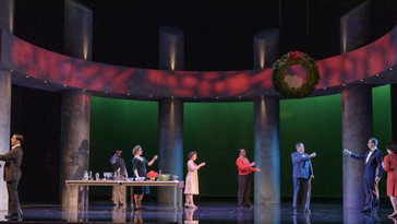 """In Review: Zabala and Outlaw impress in Madison opera's """"Fellow Travelers"""""""