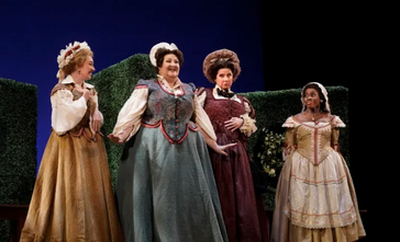 """In Review: Anderson and Habersham impress in Berkshire Opera Festival """"Falstaff"""""""