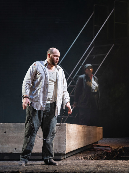 "Turner ""a force of nature"" in Pacific Opera Victoria's ""Fidelio"""