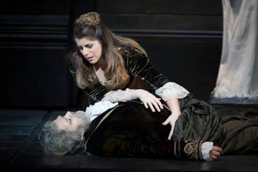 """Birsan brings her """"exquisite"""" voice to Welsh National Opera's """"Don Giovanni"""""""