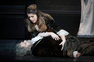 "Birsan brings her ""exquisite"" voice to Welsh National Opera's ""Don Giovanni"""