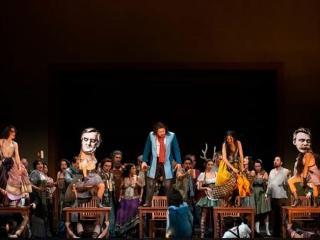 "In Review: León and Velasco in Teatro de Bellas Artes ""Hoffmann"""