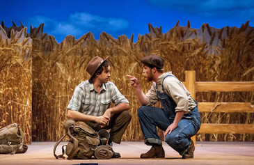 "The Reviews are in for Kristine McIntyre's ""The Tender Land"" at Michigan Opera Theatre!"