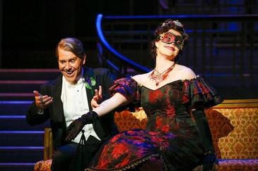 """Opera News: Gartland and Belcher """"elegant"""" and """"engaging"""" in Utah Opera """"Di"""