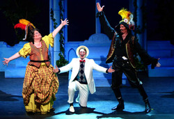Frederic in Pirates of Penzance-- Shreveport Opera