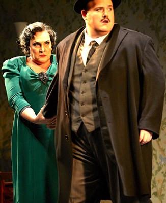 "Livengood gives ""bravura performance"" as Kabanicha in Seattle Opera's ""Katya Kaba"