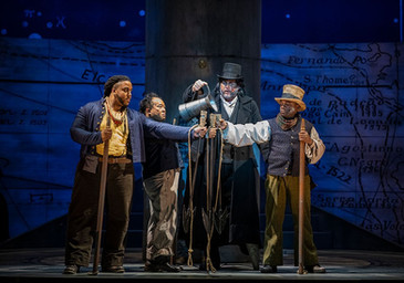 "Opera News Review: McIntyre and Yankovskaya shine in COT ""Moby Dick"""