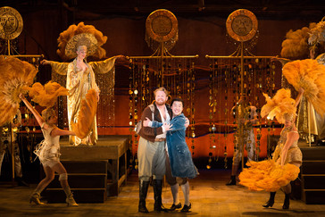 """In Review: Opera News hails Maughan in Glimmerglass Festival """"Candide"""""""