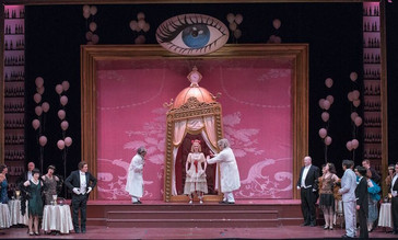 """McIntyre's production of Hoffmann in Madison hailed as a """"triumph""""!"""