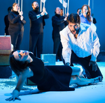In Review: Washington Post reviews Figueroa in performance with Opera Lafayette