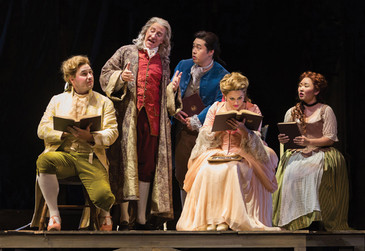 "In Review: Christian Bowers as Maximilian in Glimmerglass ""Candide"""