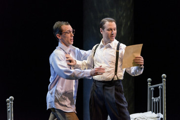 "Opera News Review: Blumberg in BLO's ""Fellow Travelers"""
