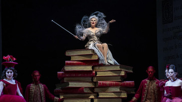 """In Review: Munger enchants in Lyric Opera of Chicago """"Cendrillon"""""""