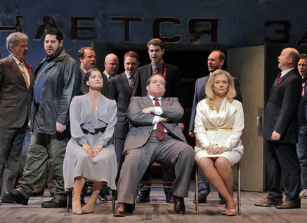 """Opera News hails Hilley, Hernandez, and Barron in Bard Summerscape's """"Dimitrij"""""""