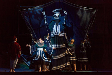 "Opera America highlight's Patiño's work in article on ""Cross-Cultural Hybrids"""