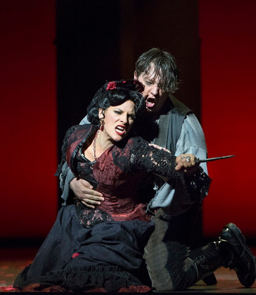 "In Review: Watson in Fort Worth Opera's ""Carmen"""