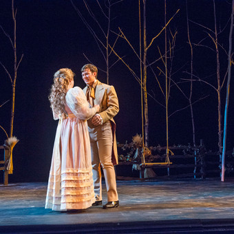 "In Review: Riesen ""won the audience's hearts"" in ""Eugene Onegin"" with Chauta"