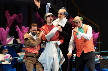 In Review: Griffin and Yankovskaya excel in Wolf Trap Opera Barber of Seville
