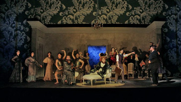 Take a look at these fab reviews for Levi Hernandez at Opera Theatre of Saint Louis!