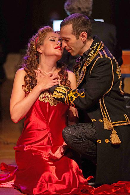 """In Review: Faircloth directs """"L'incoronazione di Poppea"""" for Boston Baroque"""