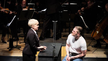 """Mayes a """"revelation"""" in Dead Man Walking with the BBC Orchestra at the Barbican"""
