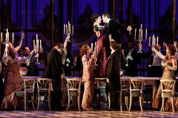 """Colaneri brings his """"inspired baton"""" to Glimerglass Festival """"La Traviata"""""""