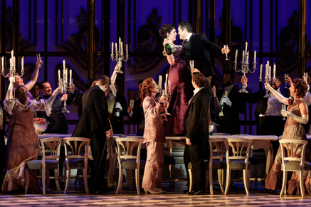 "Colaneri brings his ""inspired baton"" to Glimerglass Festival ""La Traviata"""