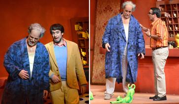 """Cheers to Marco Nisticò, baritone in Florida Grand Opera's """"Don Pasquale""""!"""