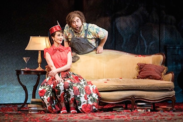 "Zabala ""steals every scene"" as Amore in ""L'arbore di Diana"" at Minnesota Ope"