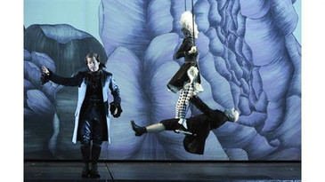 "Aaron Pegram impresses in Dresden's ""Le nozze di Figaro"""