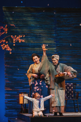 "Annie Rosen ""exemplary"" in Central City Opera's ""Madama Butterfly"""