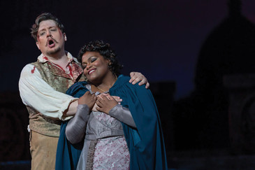 "Watson makes Washington National Opera debut ""with panache"" in Puccini's ""Tosca&q"