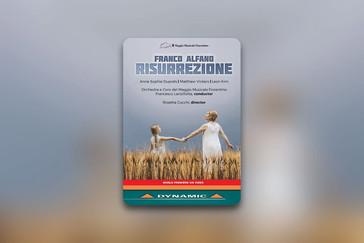 In Review: Vickers in the Naxos release of Risurrezione with Maggio Musicale Fiorentino