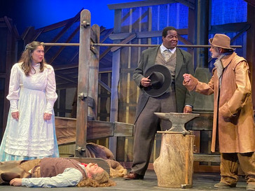 "Conyers brings ""splendid voice"" to Opera Lafayette"