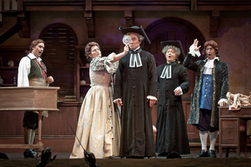 In Review: Nistico as the Barber with Opera New Jersey