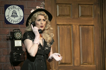 "Thurman performs Lois Lane/Bianca in ""Kiss Me, Kate"" with Intermountain Opera"