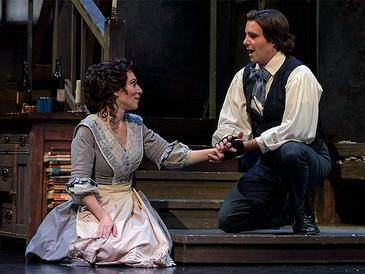 "Whitney garners praise as Rodolfo in Madison Opera's ""La bohème"""